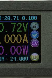 Anzeige Mini Labornetzteil DPS3003