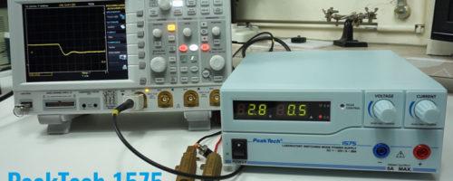 Labornetzgerät PeakTech 1575 im Test