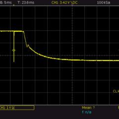 5V in Strombegrenzung (500mA) gehend
